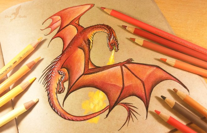 smaug_by_alviaalcedo-d8g0jqy