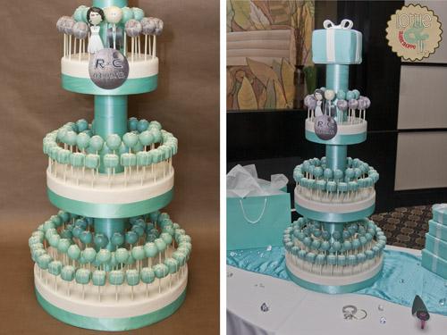 Tiffany-and-Death-Star-Wedding-Cake-Pops-Dual