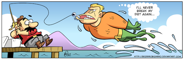 Aquaman_by_BezerroBizarro