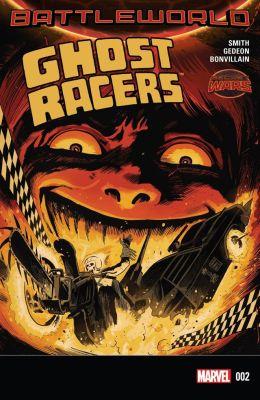 ghost racers 2