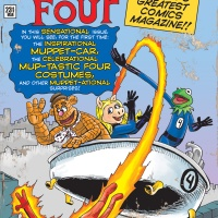 Stan Lee Invented The Fantastic Four And Now He's Battling...Jim Henson?