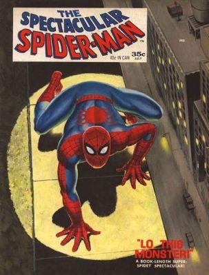 Spectacular_Spider-Man_Magazine_Vol_1_1