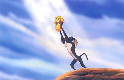 It's the Geek Circle of Life.