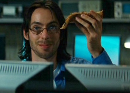 The very non-Korean Martin Starr as Amadeus Cho.