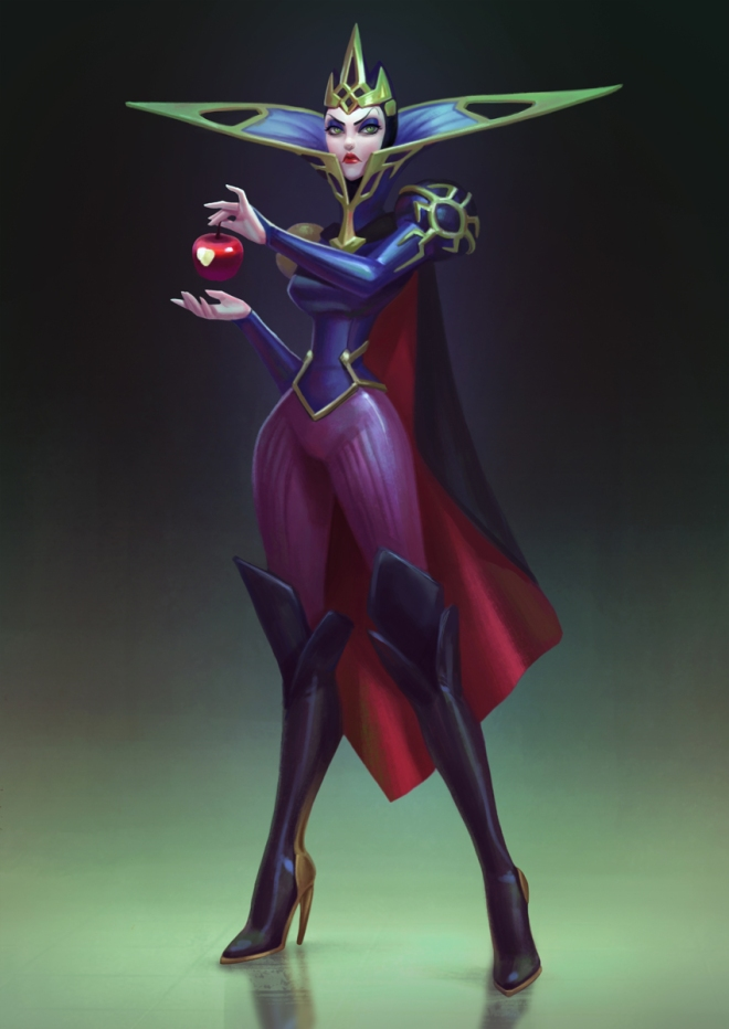 evil_queen_by_lagunaya-d98v8q6