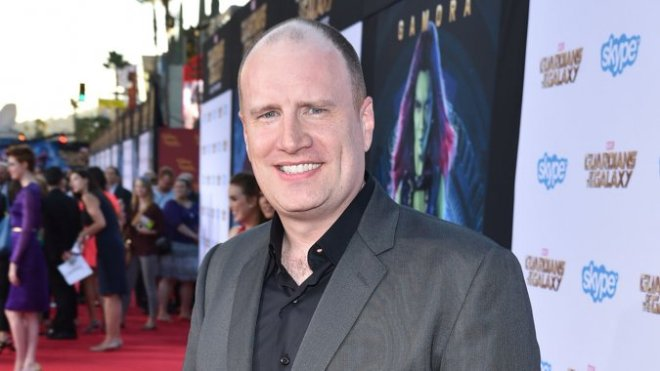 Who has two thumbs, made the Marvel Cinematic Universe, and just orchestrated a huge corporate move to give himself more freedom to make awesome Marvel Studios movies? This guy. PS It's Kevin Feige.