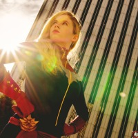 Awesome Cosplay Of The Day: Captain Marvel aka Carol Danvers