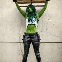 Awesome Cosplay Of The Day: She-Hulk