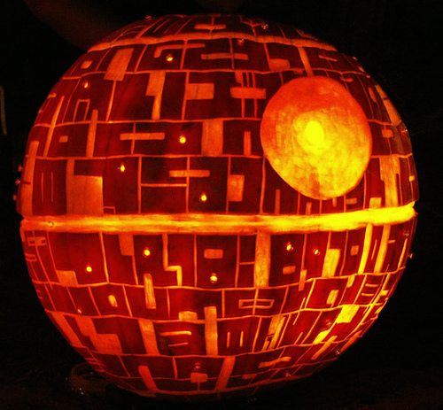 death-star-pumpkin