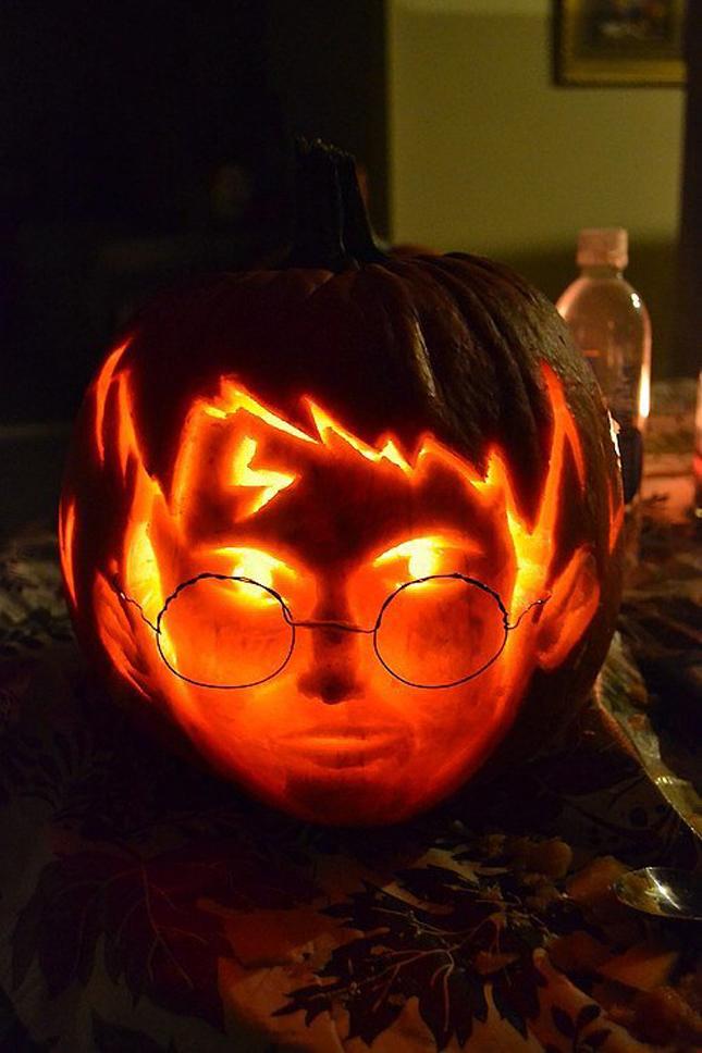 Harry-Potter-Pumpkin