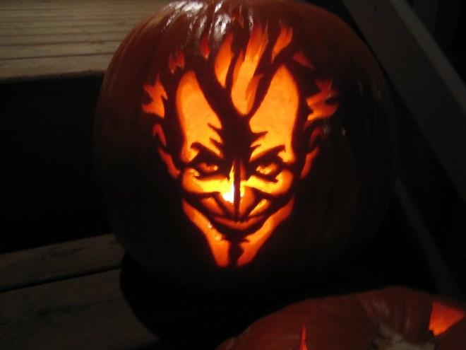Pumpkin - Joker 2009