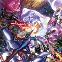 Secret Wars #7 Cover Who's Who?