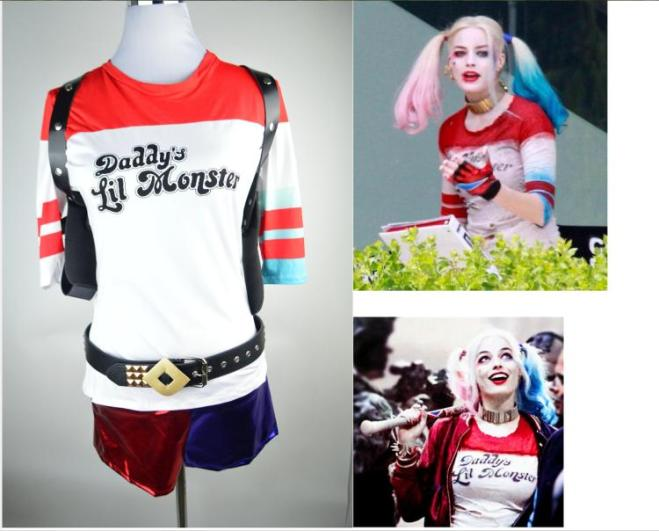 Suicide-Squad-Harley-Quinn-Daddy-s-font-b-Lil-b-font-font-b-Monster-b-font