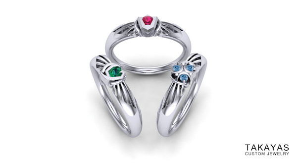 Takayas-Custom-Jewelry-Zelda-Spiritual-Stones-Ring-Collection-2-1024x561