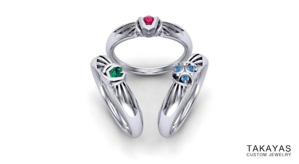 Takayas-Custom-Jewelry-Zelda-Spiritual-Stones-Ring-Collection-2-1024x561
