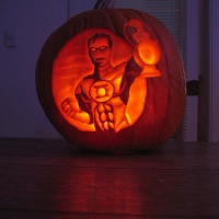 Break Out The Bat Signal, Because DC Halloween Pumpkins Are On The Loose!