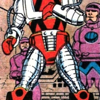 Slightly Misplaced Comic Book Heroes Case File #41:  Rocket Red