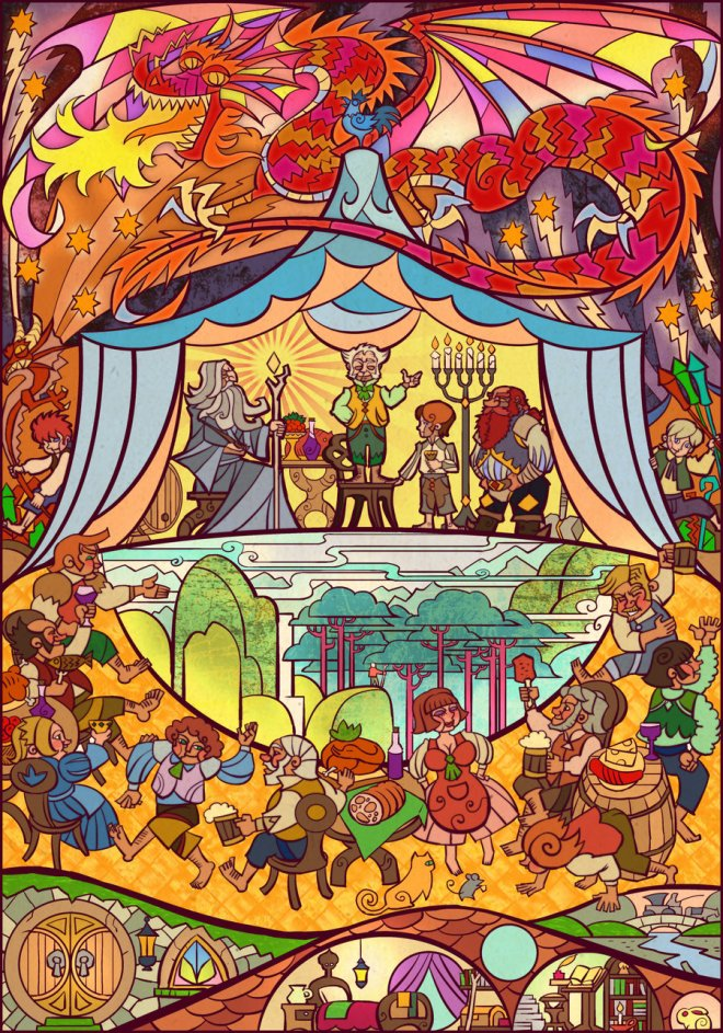 birthday_party_of_baggins_by_breathing2004-d3i6m5i