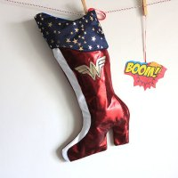 Spectacular Superhero Stockings Are Perfect For The Holidays