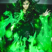 Awesome Cosplay Of The Day: Bellatrix Lestrange