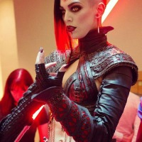 Awesome Cosplay Of The Day: Sinister Sith Lord