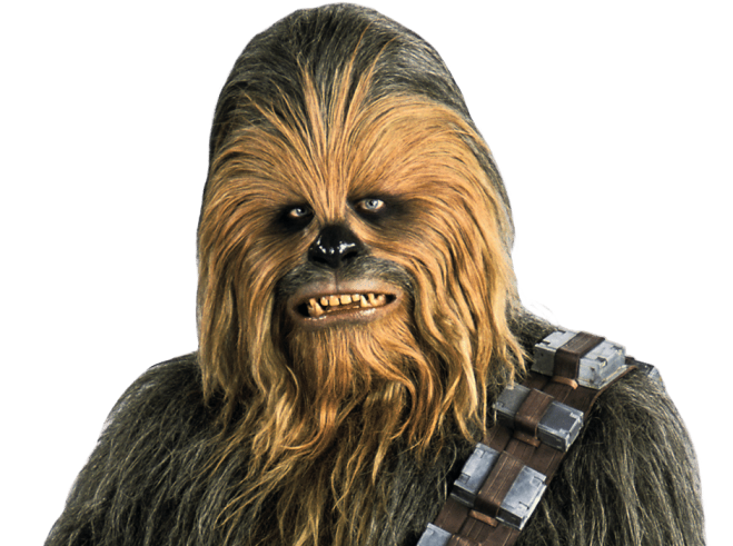 chewbaccatransparent