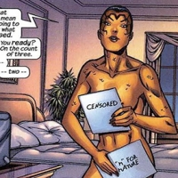 Slightly Misplaced Comic Book Hero Case Files #52:  Stacy-X
