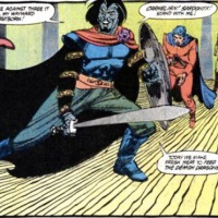Slightly Misplaced Comic Book Hero Case Files #49:  Amethyst