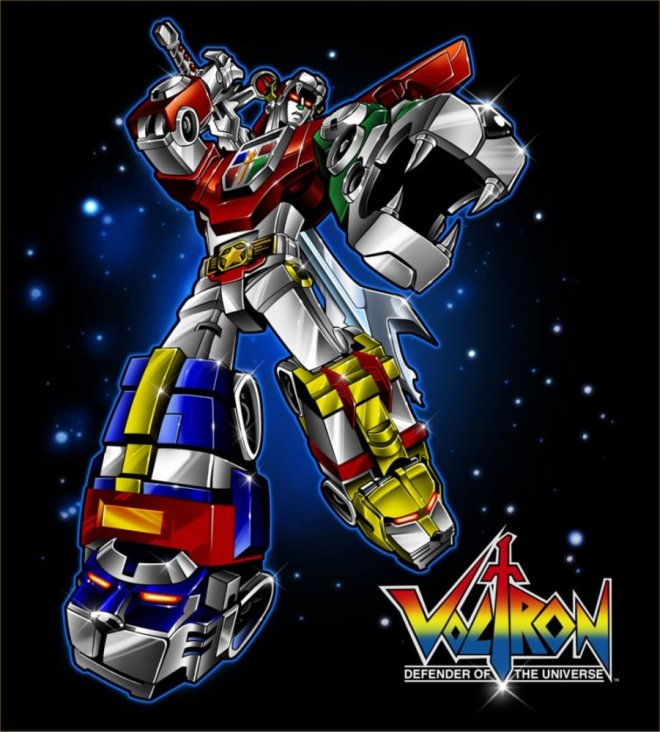 Yes. This Voltron.
