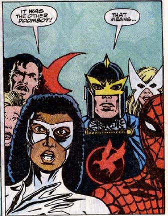 Avengers 333 3