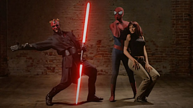 spidey-darth-maul