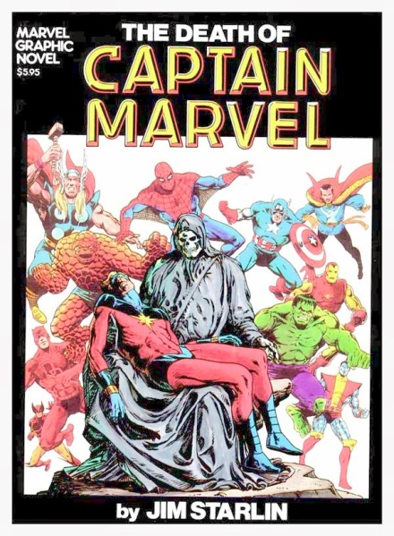 death_of_captain_marvel