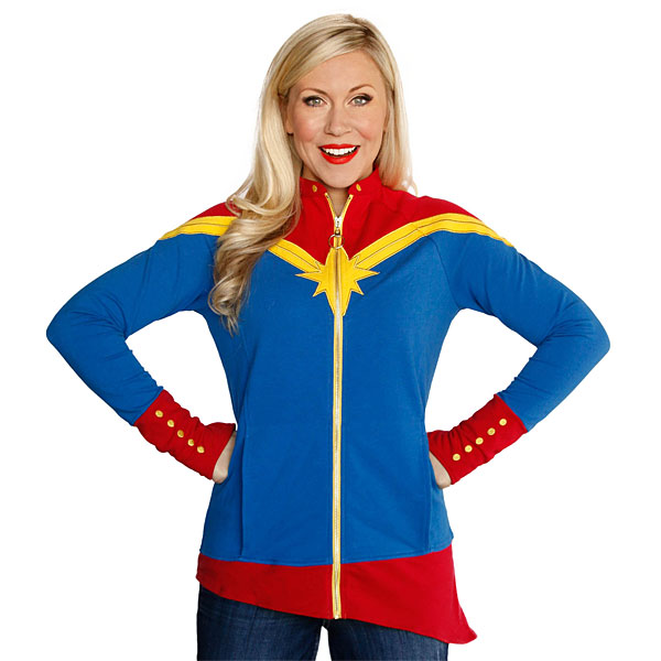 islk_captain_marvel_ladies_zip_up_jacket