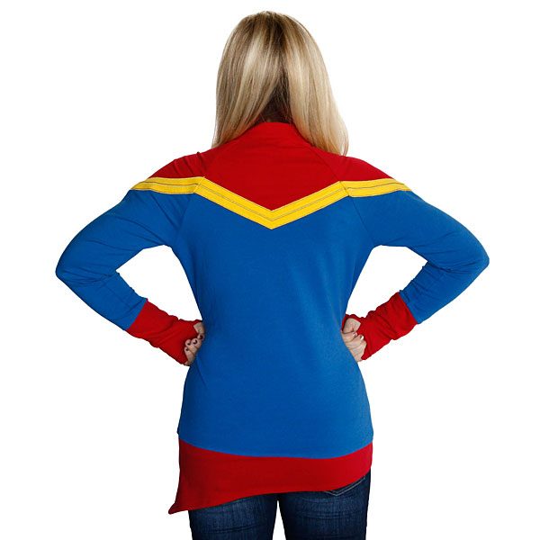 islk_captain_marvel_ladies_zip_up_jacket_back