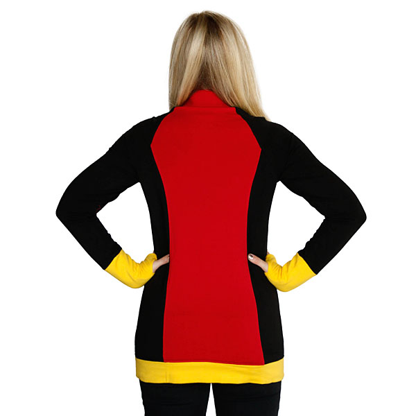 isll_spider_woman_ladies_zip_up_jacket_back